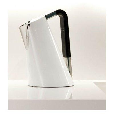Casa Bugatti - Bouilloire pour cuisine Vera - Couleur blanche