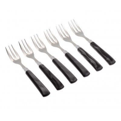 Cake Forks Set 6 Pieces -...