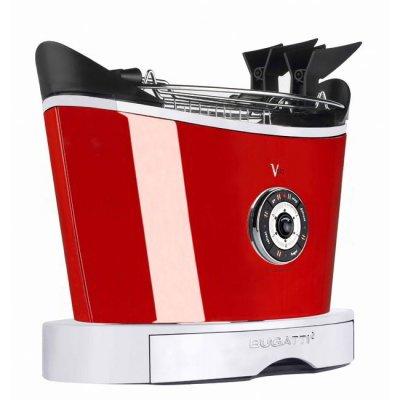 Grille-pain Bugatti Volo - Rouge
