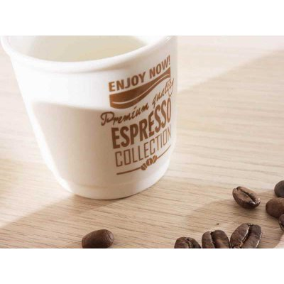 Set 8 Pieces American Style Coffee Cups