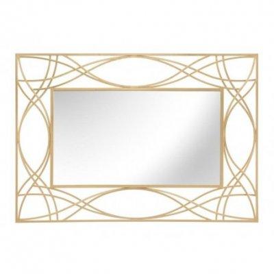 Specchio Dorato Exy Cm 72X2X102