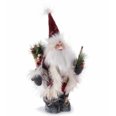 Babbo Natale - Decorazione cm 28x13x42
