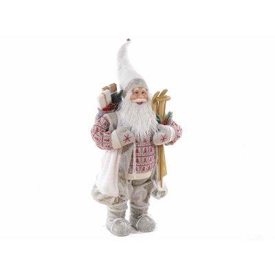 Babbo Natale Decorativo Grande 50x28x110
