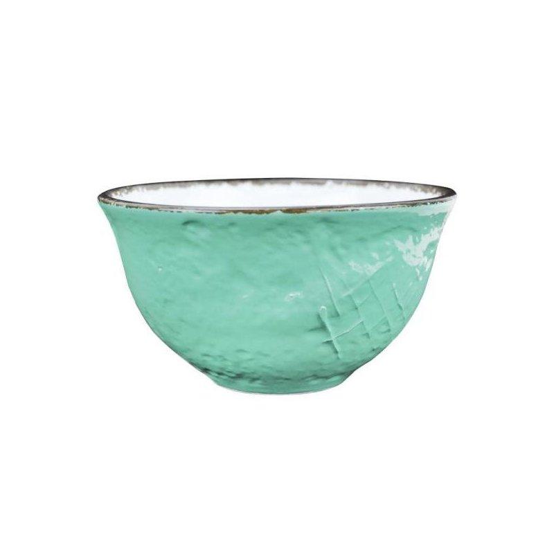 Ceramiche Made in Italy Arcucci - Ciotola Cereali verde tiffany