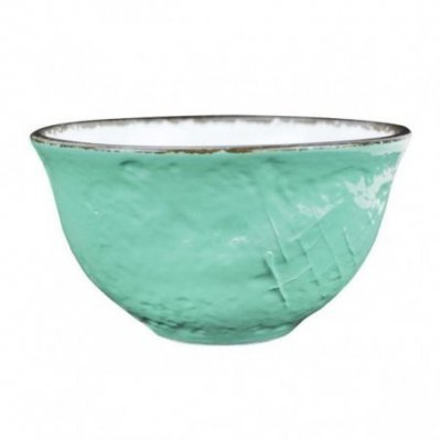 Ceramiche Made in Italy Arcucci - Ciotola Cereali verde tiffany