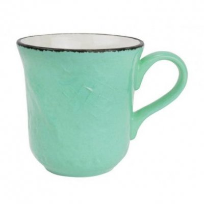 Ceramiche Made in Italy Arcucci - Tazza Mug verde tiffany