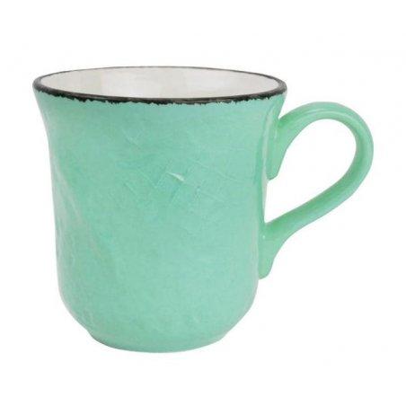 Ceramiche Made in Italy Arcucci - Tazza Mug verde tiffany