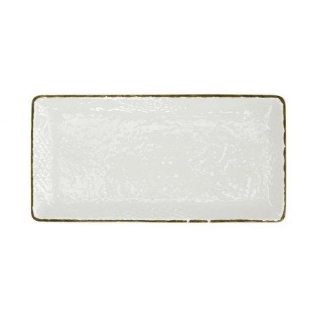 Ceramiche Made in Italy Arcucci - Piatto Sushi Bianco Latte