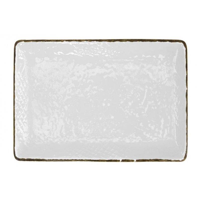 Ceramiche Made in Italy Arcucci - Vassoio Bianco Latte