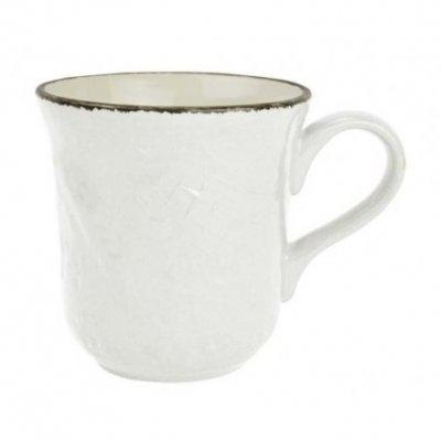 Ceramiche Made in Italy Arcucci - Tazza Mug Bianco Latte