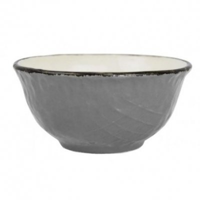 Ceramiche Made in Italy Arcucci - Coppetta Macedonia Grigio