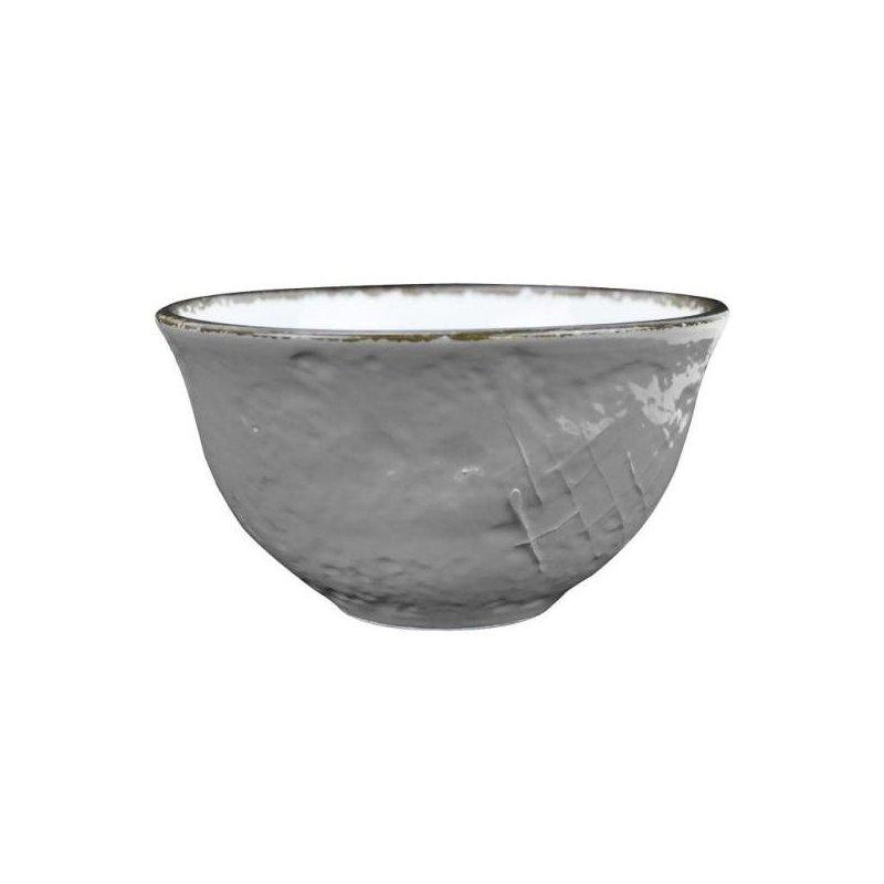 Ceramiche Made in Italy Arcucci - Ciotola / Bolo Cereali Grigio
