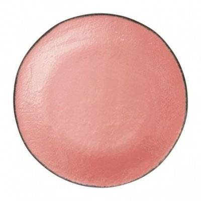 Ceramiche Made in Italy Arcucci - Piatto Frutta Rosa Cipria