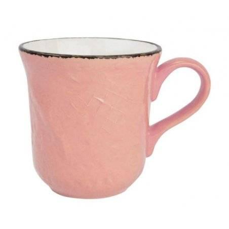 Ceramiche Made in Italy Arcucci - Tazza Mug Rosa Cipria
