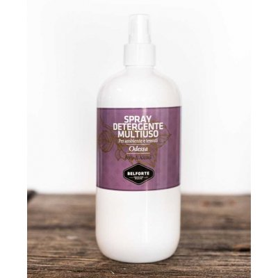 Multipurpose Sanitizing Spray - Home and Fabrics - Odessa Fragrance