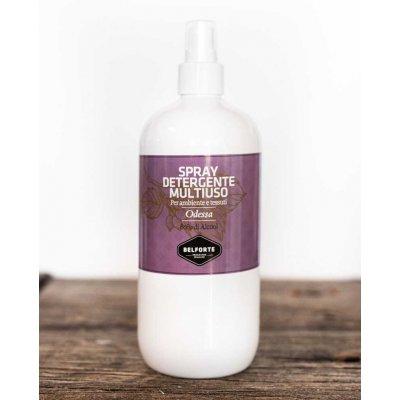 Spray Igienizzante Multiuso - Casa e Tessuti - Fragranza Odessa