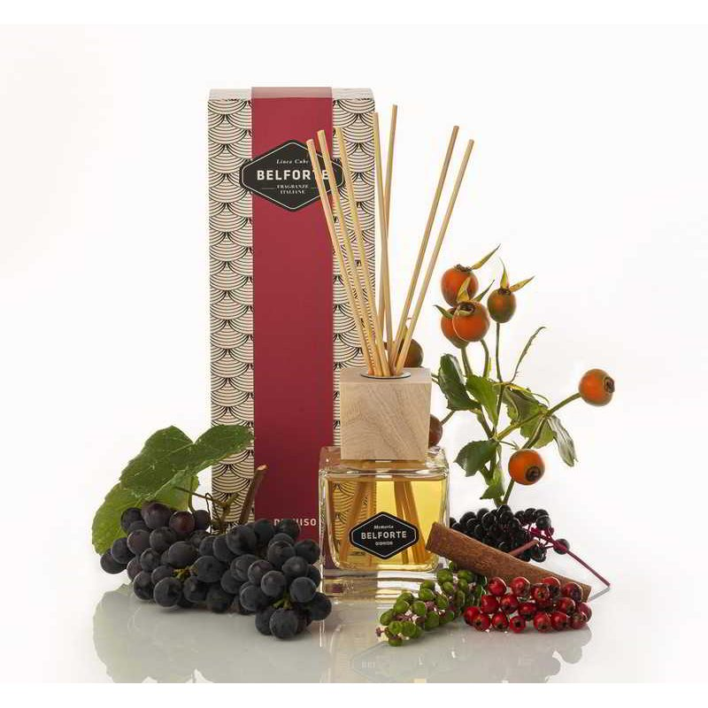 Diffuser with Sticks for Belforte - Dionisio Fragrance