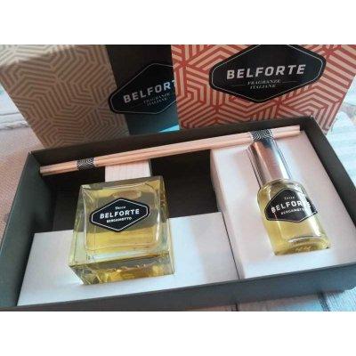 Coffret cadeau - Parfum d'ambiance - Fragrances d'eau de mer de Belforte