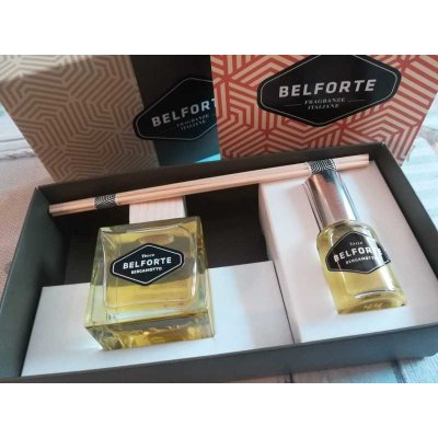 Home Fragrance Gift Box - Dioniosio Fragrance - Belforte Fragrances