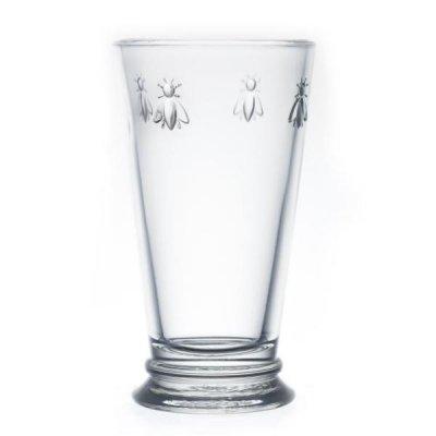 La Rochère - Abeille Drink Glass Set 6 Pieces - Transparent