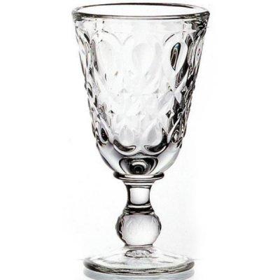 La Rochère - Transparent Lyonnais Wine Goblet set 6 pcs