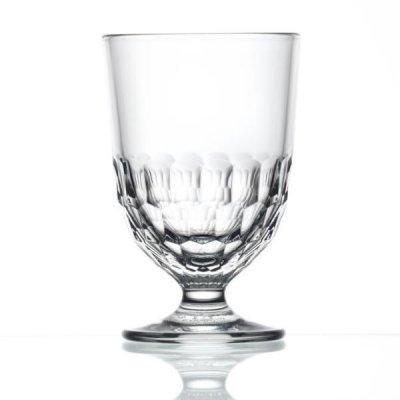 La Rochère - Set de 6 verres à eau transparents Artois