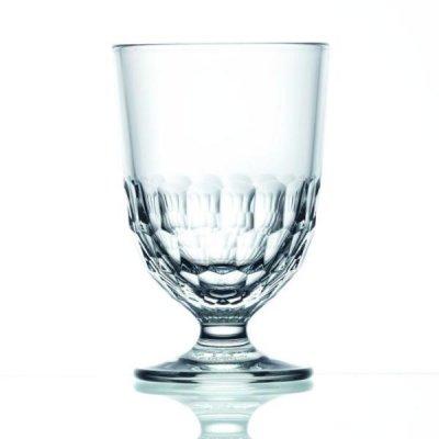 La Rochère - Ensemble de verres à vin transparents Artois 6 pcs