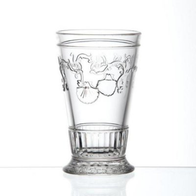 La Rochère - Versailles Transparent Drink Glass set 6 pcs
