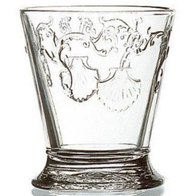La Rochère - Versailles Transparent Water Glass set 6 pcs