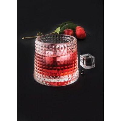 La Rochère - Whiskey Blossom Transparent Glass set 6 pcs