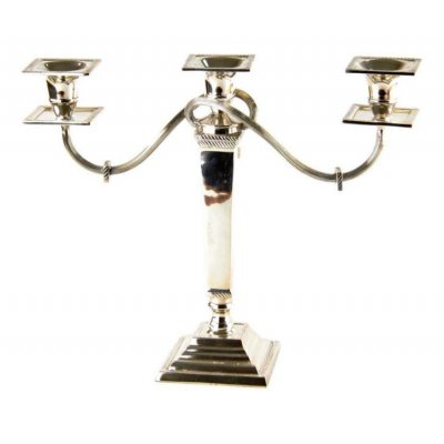 Royal Family - Candlestick 3 flames 30 x 36