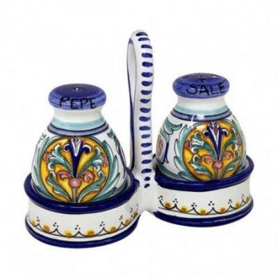 Sale-pepe in Ceramica Deruta -  Jacobi - 2