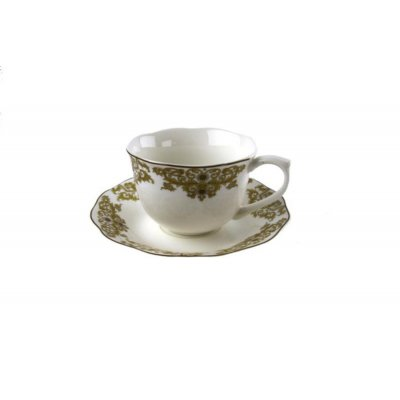 """""""Chateau Royal"""" Tea Service for 6 people - Royal Family"""