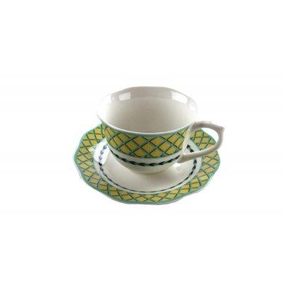 """Tea Service 6 pcs """"Capri"""" - Royal Family"""