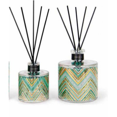 Downtown Turquoise and Gold Diffuser - Egizia