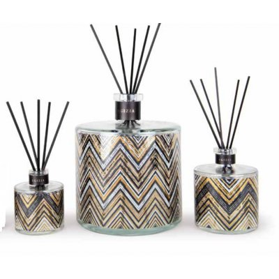 Downtown Black and Gold Diffuser - Egizia