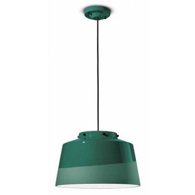 Suspension Lamp in Ceramic H.25 cm Decò Collection - Ferroluce