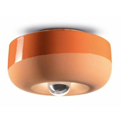 Decò Collection Ceramic Ceiling Lamp - Ferroluce