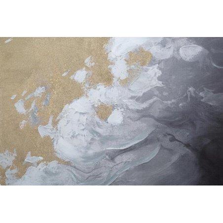 Dipinto Su Tela Action Cm 120X3,8X80 - 3 -