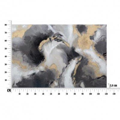 Dipinto Su Tela Richy Cm 120X3,8X80 - 6 -