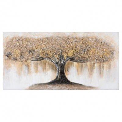 Dipinto Su Tela Tree -A-