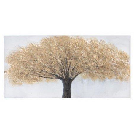 Dipinto Su Tela Tree -B-