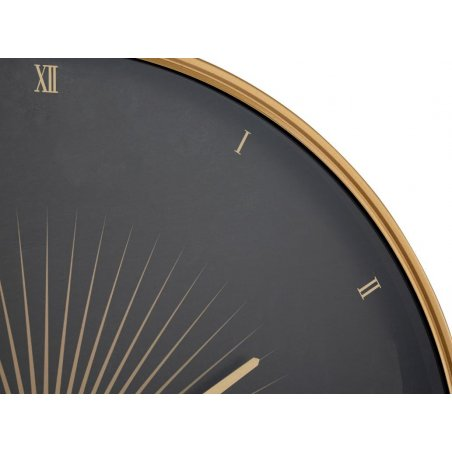 Glam Classic Wall Clock Cm Ø 60X6 - 4