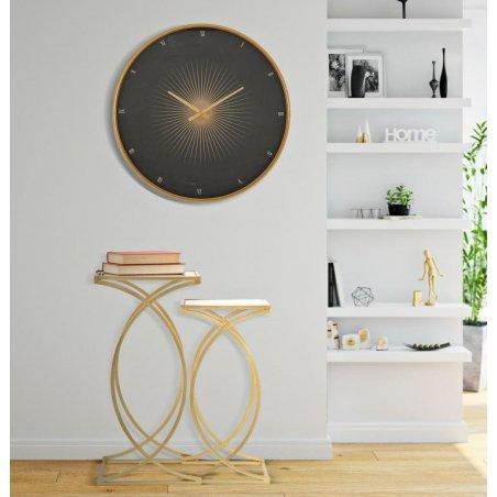 Glam Classic Wall Clock Cm Ø 60X6 - 5
