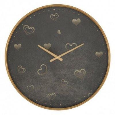Orologio Da Muro Hearts Cm Ø 60X6