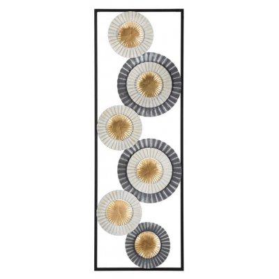 Pannello In Ferro Art -A- Cm 31X2X90