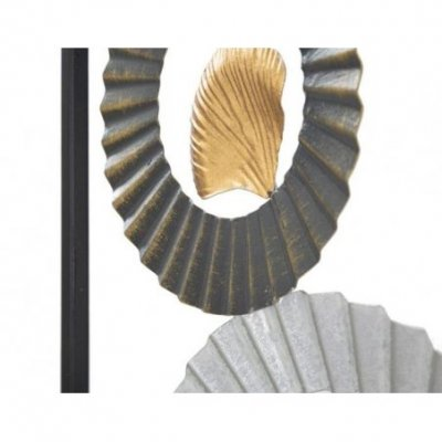 Pannello In Ferro Art -B- Cm 31X2X90 - 4 -