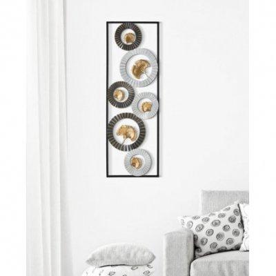 Pannello In Ferro Art -B- Cm 31X2X90 - 5 -