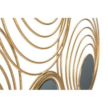 Iron Panel Rays Cm 90X2,5X45 - 3
