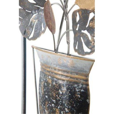 Pannello In Ferro Vase -A- Cm 31X3,5X89,5 - 4 -